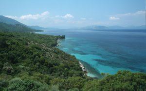 Какое море омывает Турцию