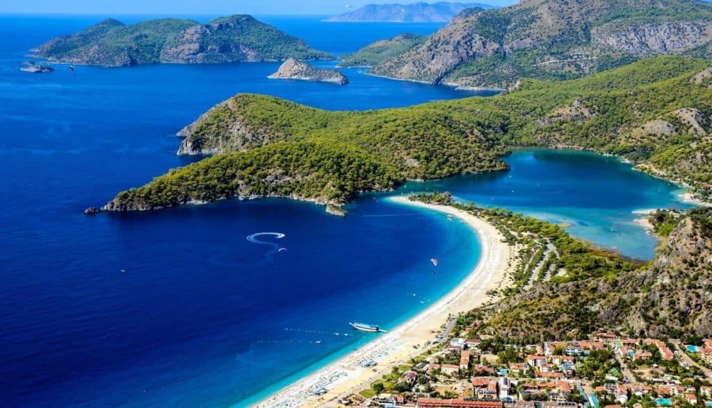 Олюдениз - Турция