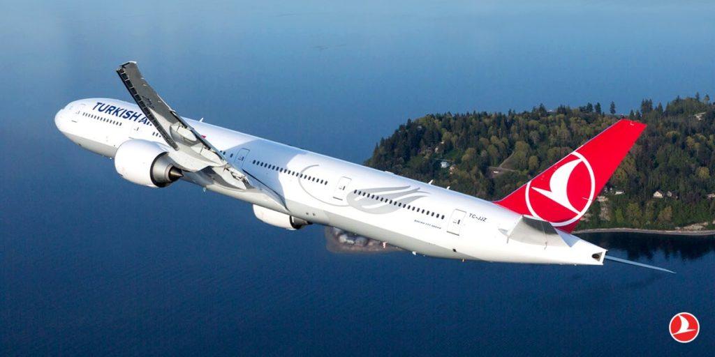 картинки самолеты турецкие авиалинии имеет округлую