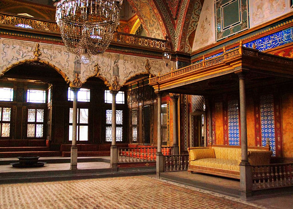 дворец топкапы фото все комнаты дворца которой планируете