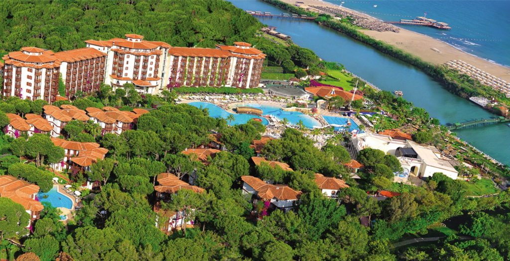 ТУРЦИЯ ИЗ САРАТОВА Белек Letoonia Golf Resort 5* от 64500 руб.