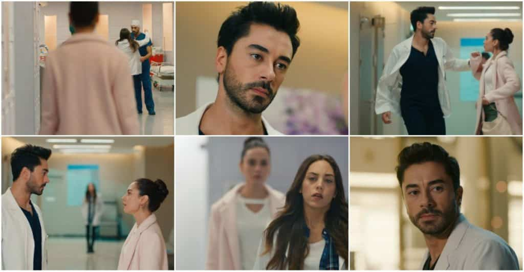 сердцебиение турецкий сериал