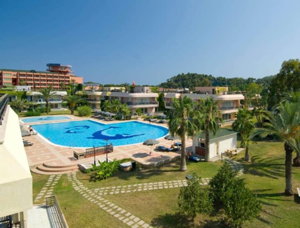 Отель Simena Holiday Village & Villas