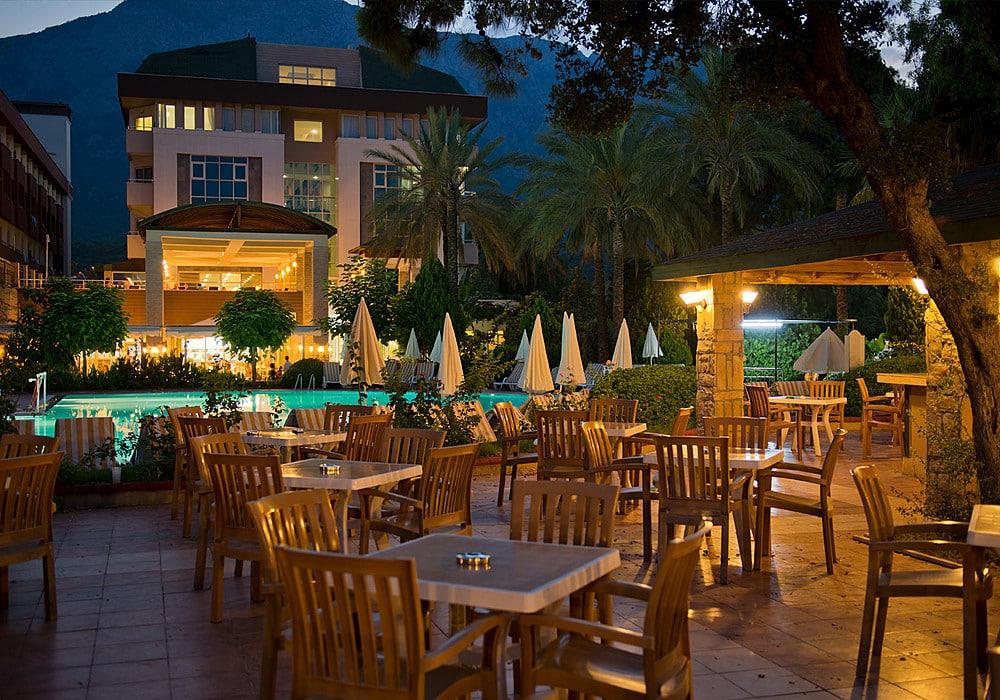Отель Armas Gul Beach
