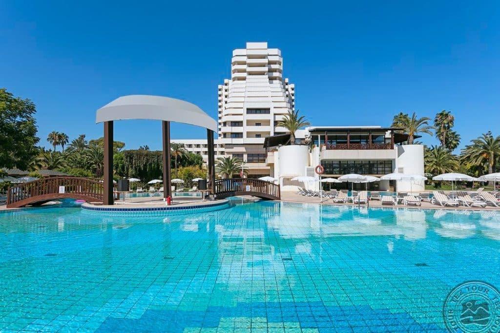 Отель Ozkaymak Falez (Турция, Анталия)