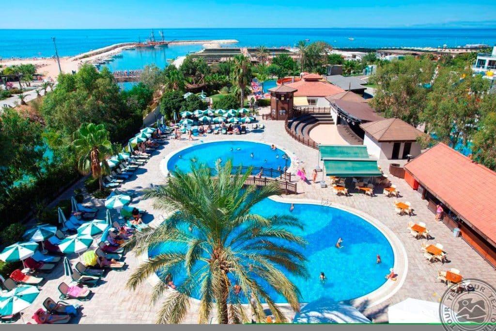 Отель Seher Resort Spa