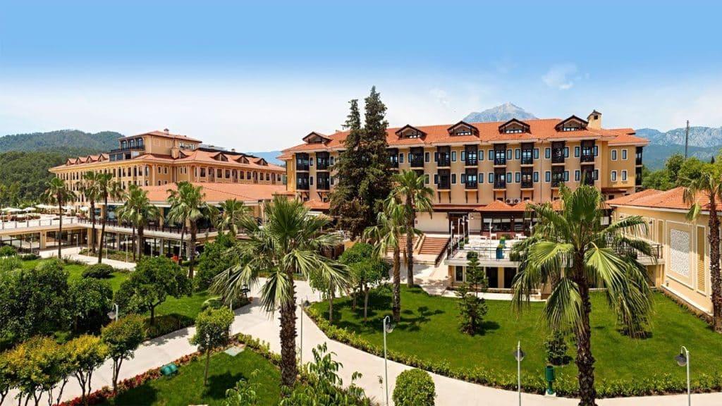Отель Club Hotel Phaselis Rose