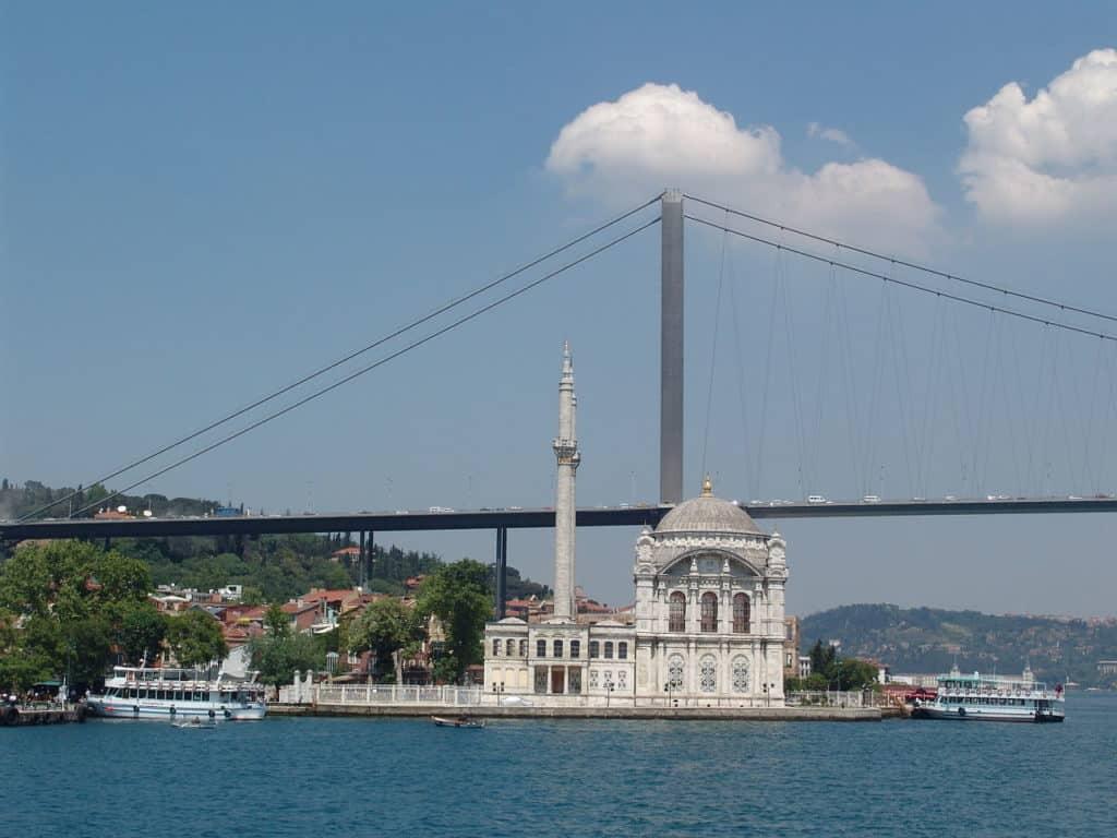Мечети в Стамбуле