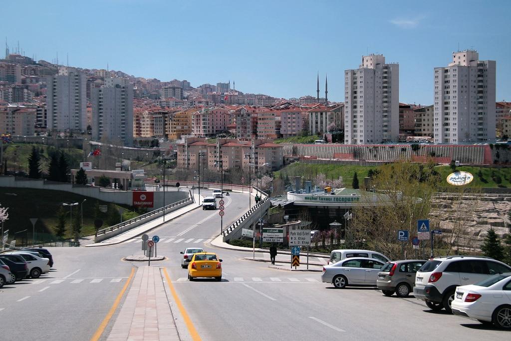 Погода в Анкаре