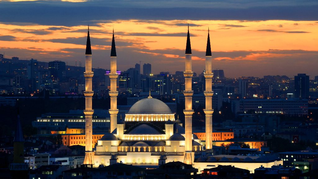 Столица Турции - Анкара или Стамбул