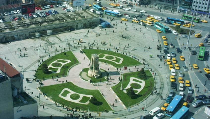 Площадь Таксим